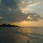 Sunset on Varadero